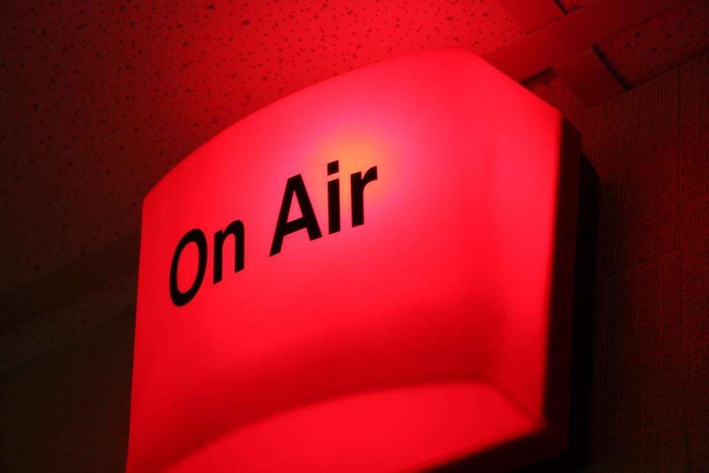 on air, associazione nazionale videomaker e filmaker, intervista raio rai associazione filmaker